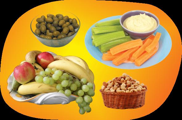 lifestyle hacks healthy snacks 2